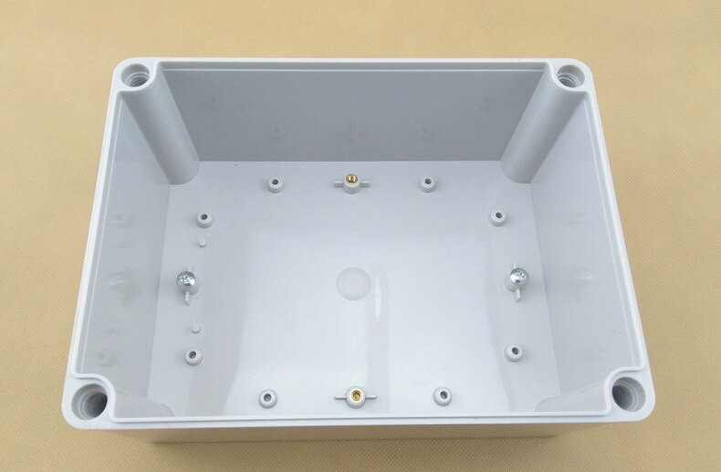 Waterproof Plastic Enclosure Box Electronic ip67 Project Instrument Case Electrical Project Box ABS Outdoor Junction Box Housing